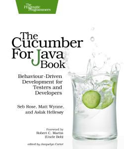 Cover Image For The Cucumber for Java Book…