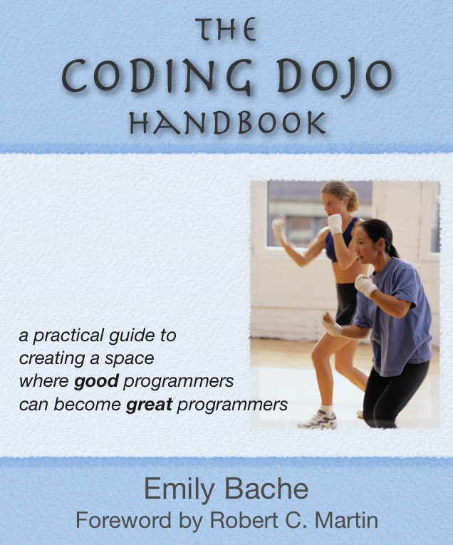 Cover image for The Coding Dojo Handbook