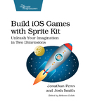 Cover Image For Build iOS Games with Sprite Kit...