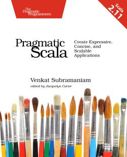 Cover image for Pragmatic Scala