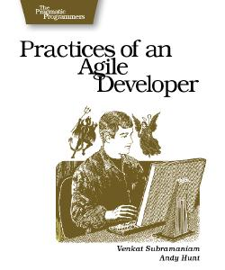 Cover Image For Practices of an Agile Developer…