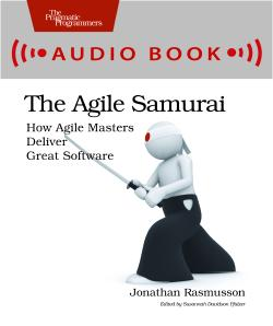 Cover image for The Agile Samurai (audio book)