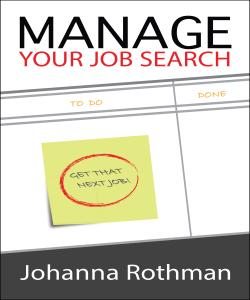Cover image for Manage Your Job Search