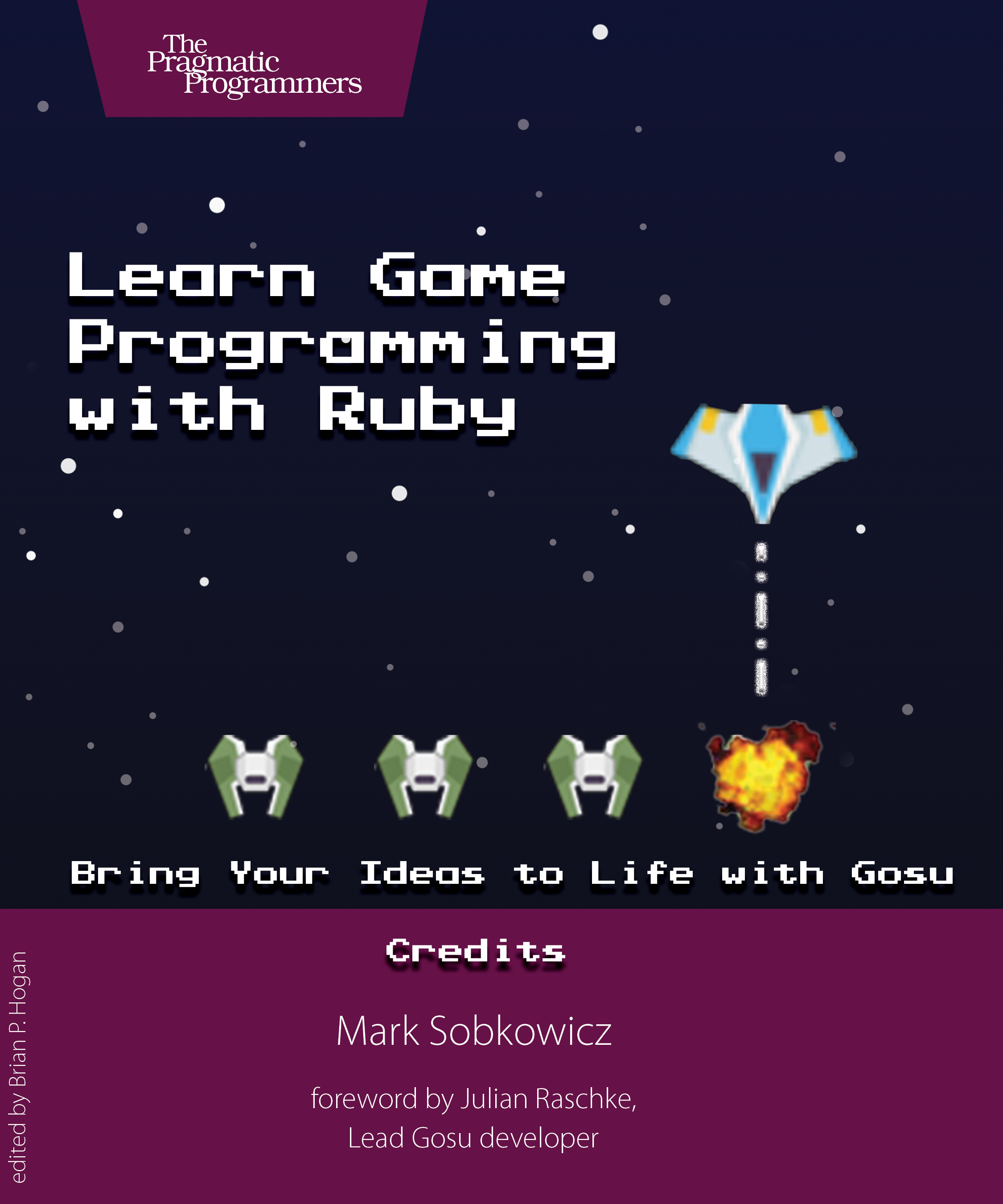 Cover image for Learn Game Programming with Ruby