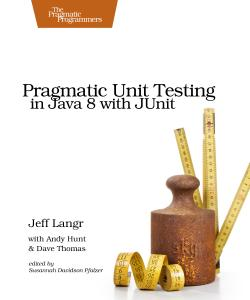 Cover image for Pragmatic Unit Testing in Java 8 with JUnit