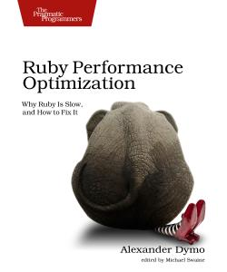 Cover Image For Ruby Performance Optimization...