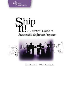 Cover image for Ship It!