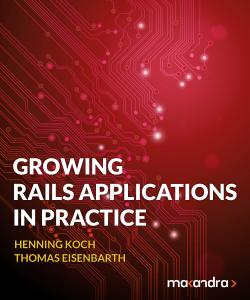 Cover image for Growing Rails Applications in Practice