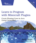 Cover Image For Learn to Program with Minecraft Plugins…