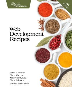 Cover Image For Web Development Recipes 2nd Edition...