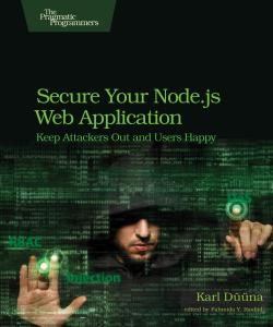 Cover Image For Secure Your Node.js Web Application...