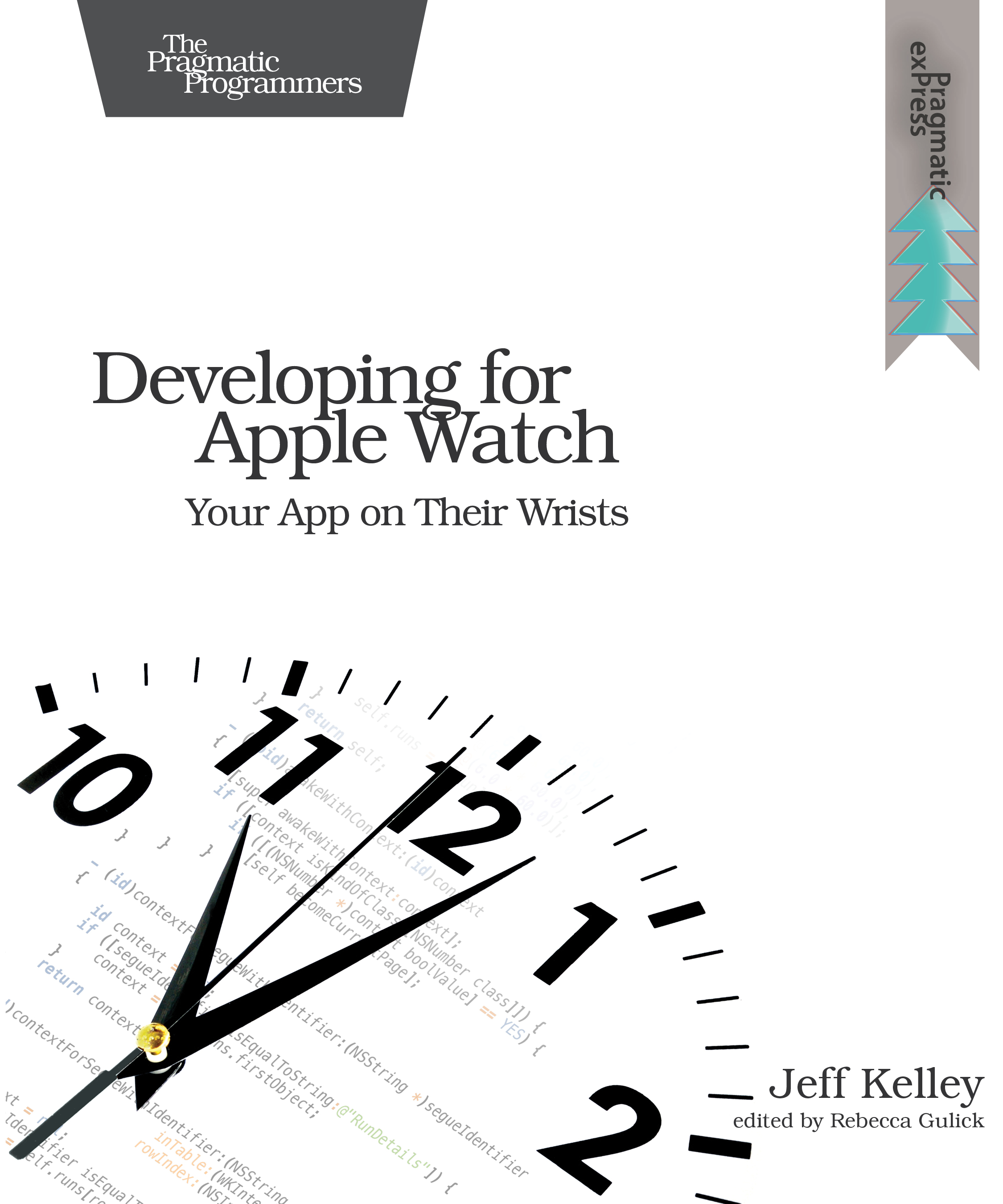 Cover image for Developing for Apple Watch