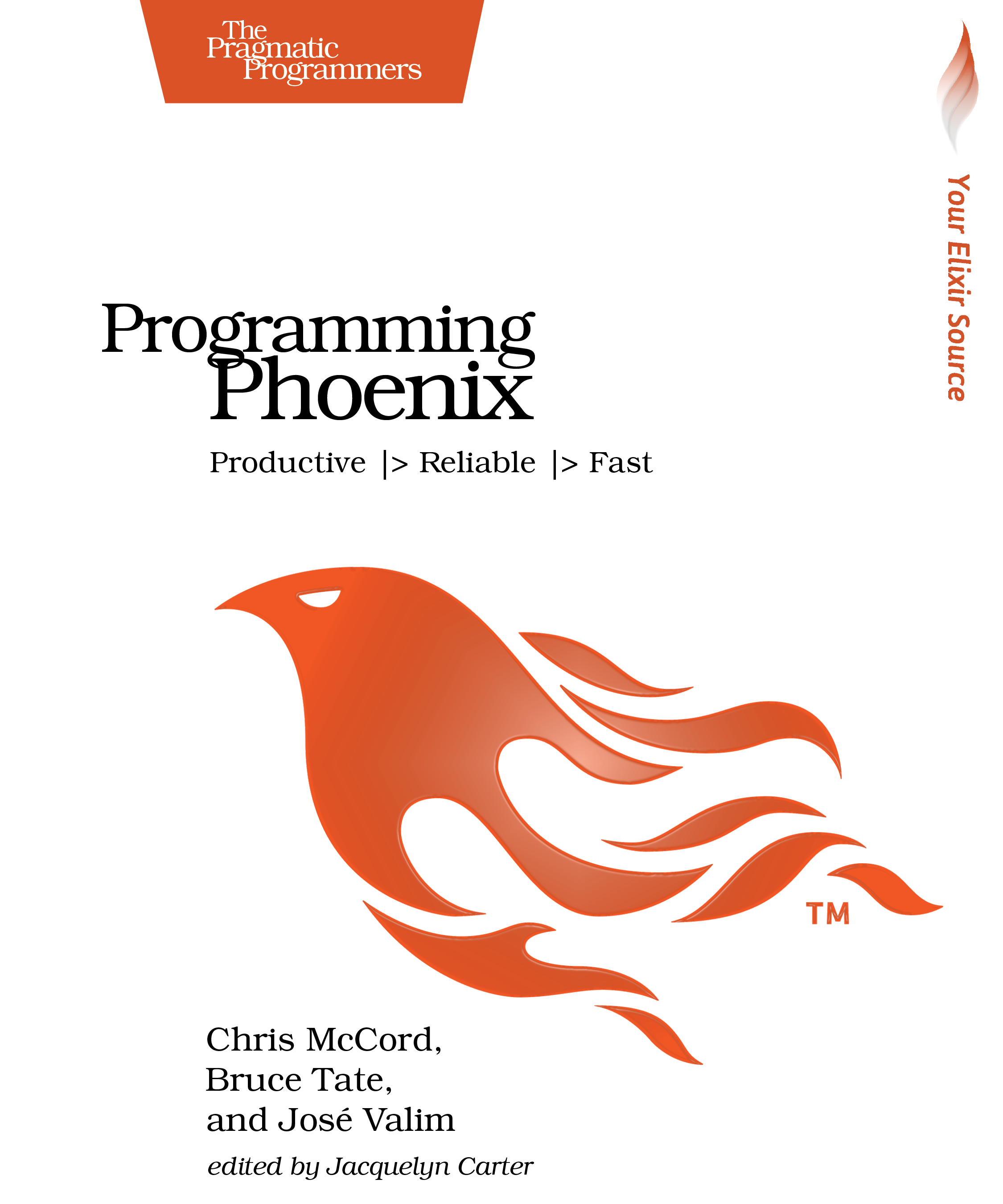 Cover image for Programming Phoenix