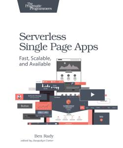 Cover image for Serverless Single Page Apps