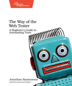 Cover image for The Way of the Web Tester