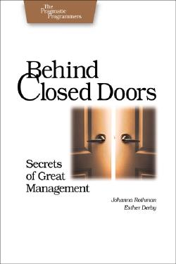 Cover Image For Behind Closed Doors…