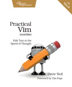 Cover Image For Practical Vim, Second Edition…