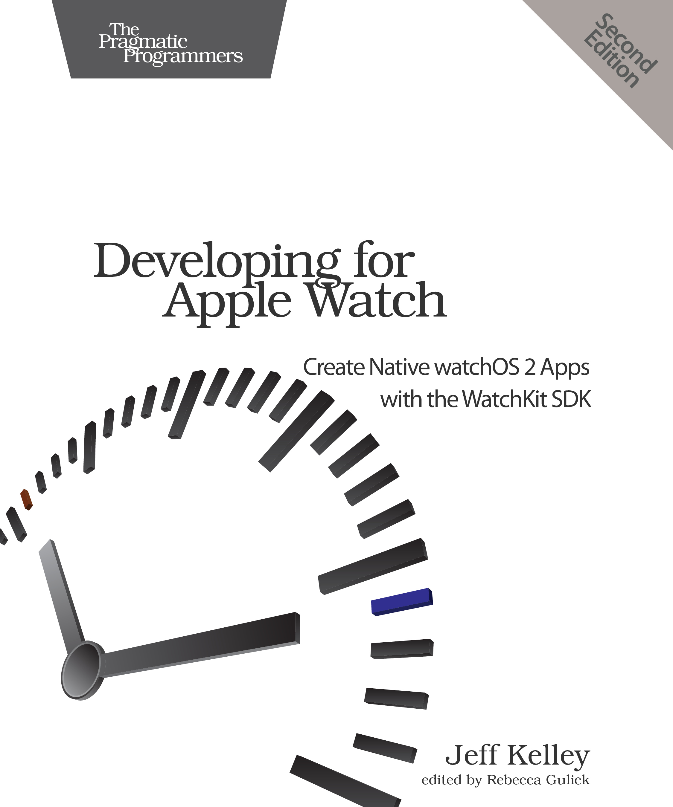 Cover image for Developing for Apple Watch, Second Edition