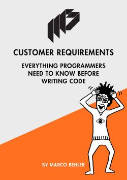 Cover image for Customer Requirements