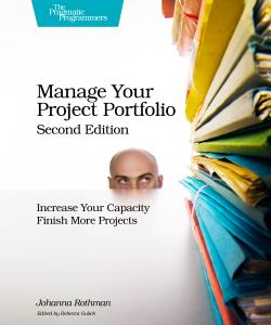 Cover image for Manage Your Project Portfolio, Second Edition