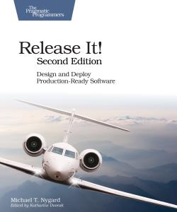 Cover image for Release It! Second Edition