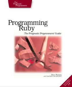 Cover image for Programming Ruby