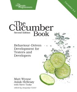 Cover image for The Cucumber Book, Second Edition