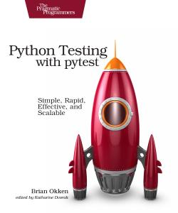 Cover image for Python Testing with pytest