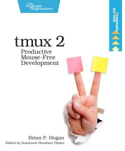 Cover Image For tmux 2…