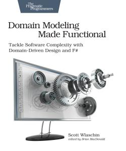 Cover image for Domain Modeling Made Functional