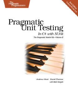 Cover image for Pragmatic Unit Testing in C# with NUnit
