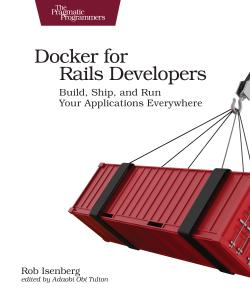 Cover image for Docker for Rails Developers