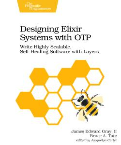 Cover image for Designing Elixir Systems with OTP