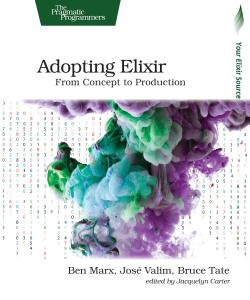 Cover image for Adopting Elixir