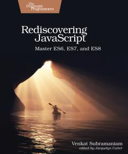 Cover image for Rediscovering JavaScript