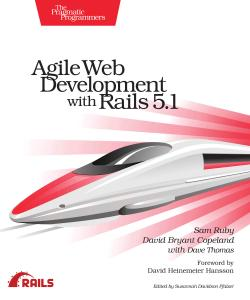 Cover image for Agile Web Development with Rails 5.1