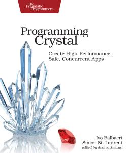 Cover image for Programming Crystal