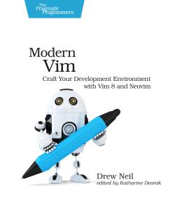 Cover image for Modern Vim