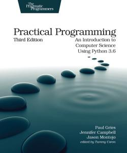 Cover image for Practical Programming, Third Edition