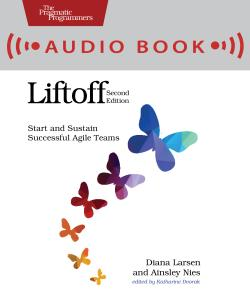 Cover image for Liftoff, Second Edition