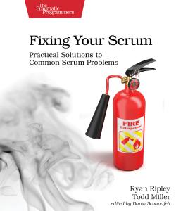 Cover image for Fixing Your Scrum