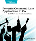 Cover Image For Powerful Command-Line Applications in Go…