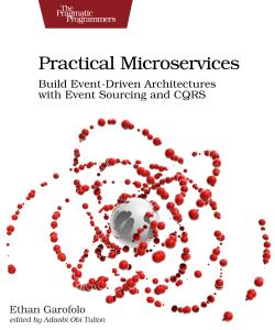 Cover image for Practical Microservices
