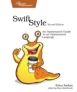 Cover image for Swift Style, Second Edition