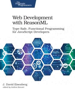 Cover image for Web Development with ReasonML