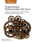 Cover Image For Programming WebAssembly with Rust…