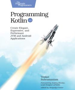 Cover image for Programming Kotlin