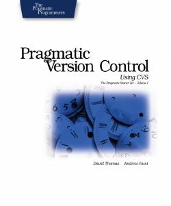 Cover image for Pragmatic Version Control using CVS