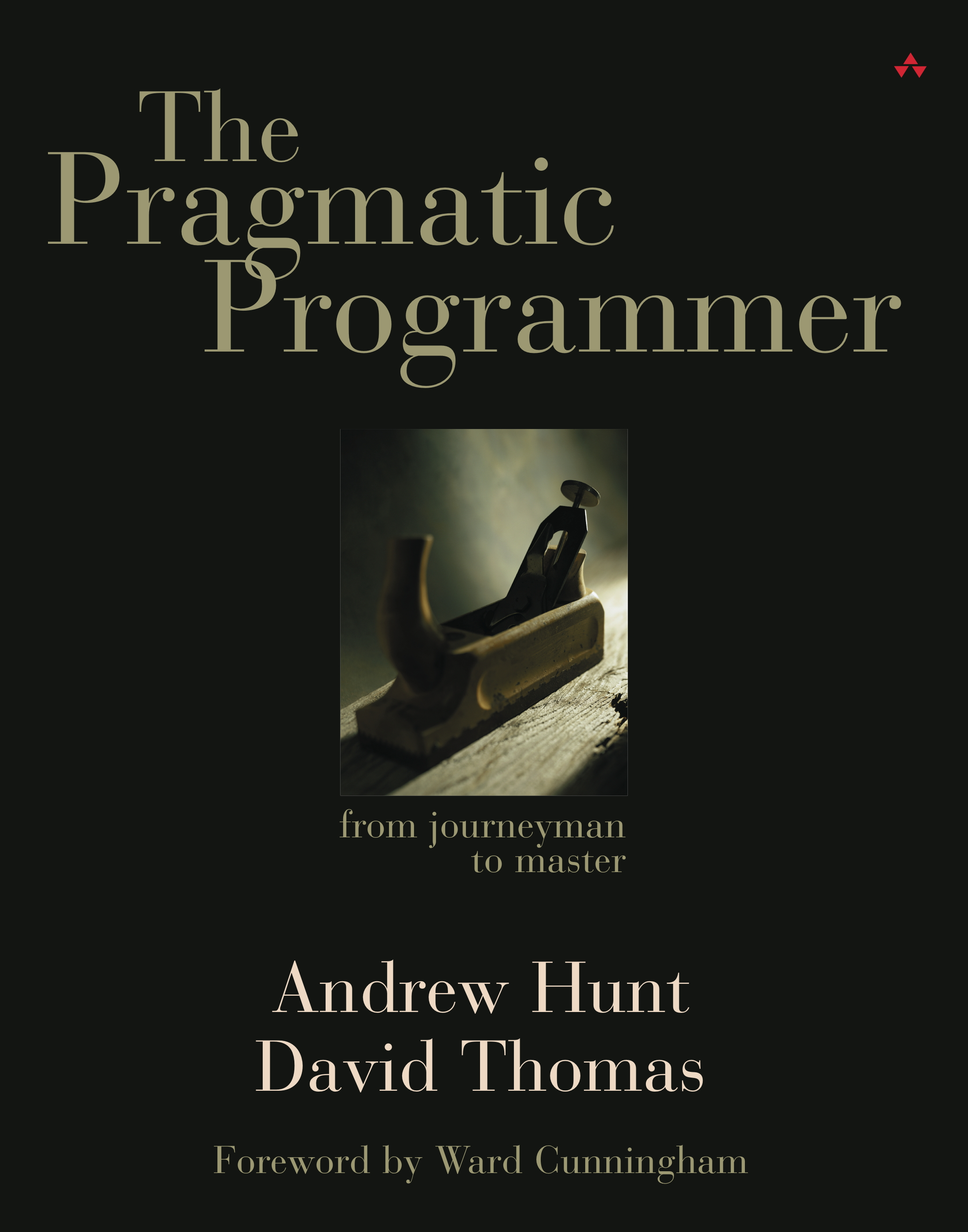 Cover image for The Pragmatic Programmer