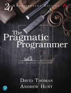 Cover image for The Pragmatic Programmer, 20th Anniversary Edition